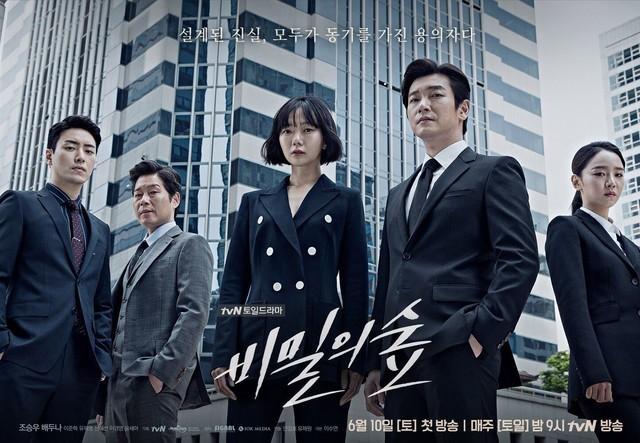 秘密の森-韓国ドラマ