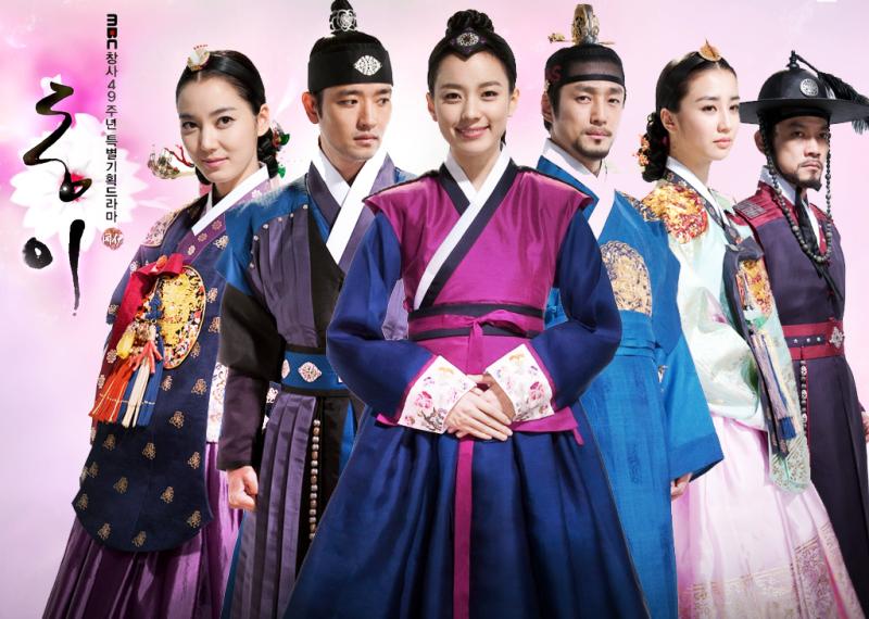 トンイ-韓国ドラマ