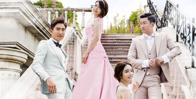 愛を抱きしめたい-韓国ドラマ