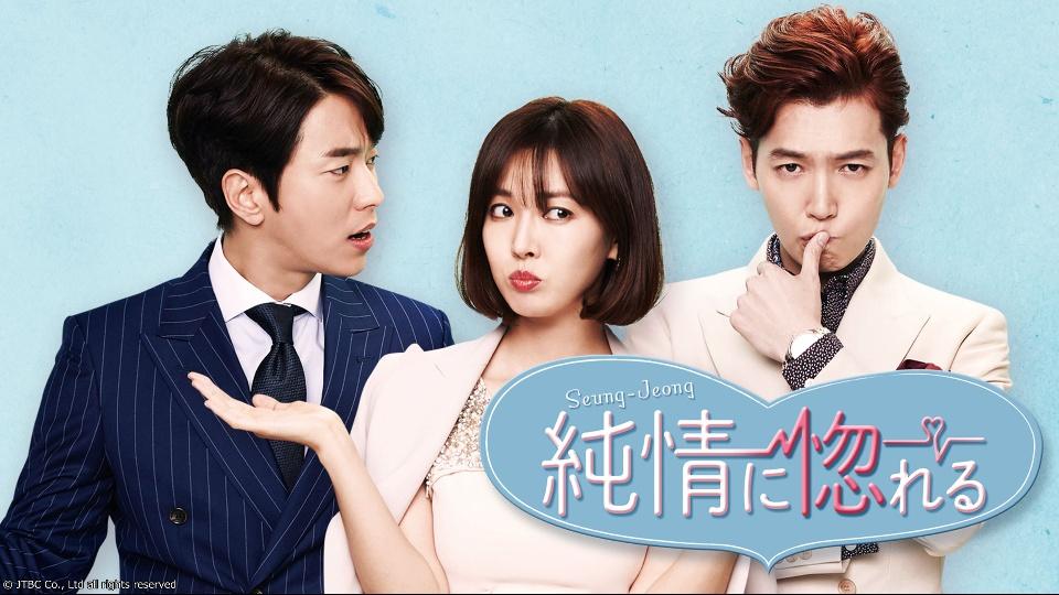 韓国ドラマ 純情に惚れる